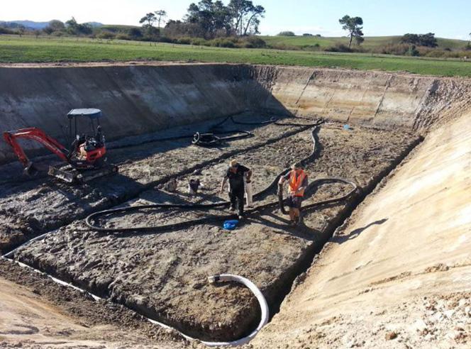 earthworks and drainage hamilton